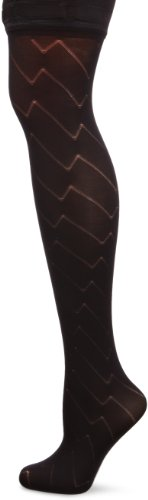 Cette Praha Womens Hold-Up Stockings