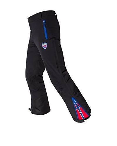 Nebulus Pantalone da Sci Downforce [Nero]