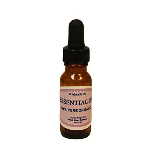Cedar Wood Essential Oil 100% Pure 0.6 Oz/18 Ml with Glass Dropper