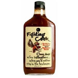 Fighting Cock BBQ Sauce: Amazon.com: Grocery & Gourmet Food
