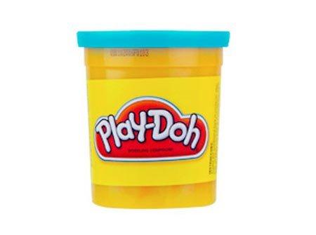 Playdoh Single Can Assortment - Bright Blue