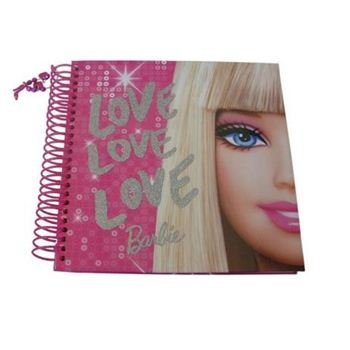 Blueprint Barbie Friendship Book