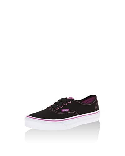 Vans Sneaker Authentic [Nero/Fucsia]