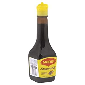 Maggi Seasoning Sauce, 3.38 oz.