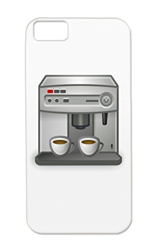 Coffee Maker Gray Gnome Art Design Cafe Tango Coffeemaker Cafetire Coffee Illustration Protective Case For Iphone 5C front-250643