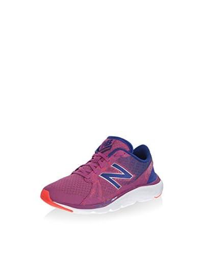 New Balance Sneaker W690Lf4 [Violetto/Blu]
