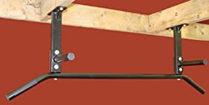 Ceiling Mount Chin up Bar Combo