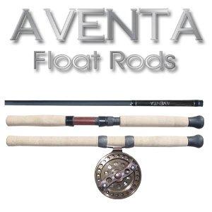 Okuma Aventa Center Pin Float Rod from Okuma