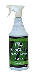 Eco-Clean Plastic Cleaner (Zero VOC) from Urethane Supply Company