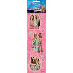 Hannah Montana Sticker Sheet [Pink Sparkles]