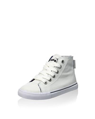 Diadora Zapatillas abotinadas Clipper C High G Blanco