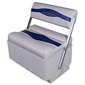 DeckMate Pontoon Flip Flop Boat Seats by DeckMate