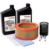 Generac Guardian Maintenance Kit for 20kW (999cc) w/ Synthetic Oil – 0J57680SSM