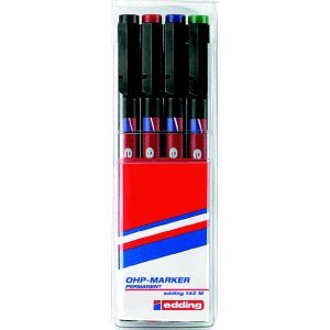 edding-ohp-marker-permanent-1mm-sortiert