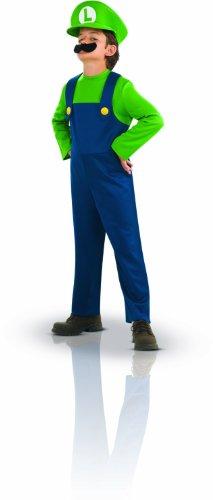 Super Mario Brothers, Luigi Costume, Medium