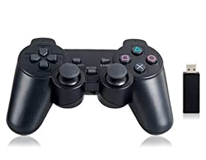 2.4GHz Wireless Controller for Android Tablet PC (Black)