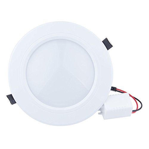 Sunsbell®New Dimmable Energy Saving 5W/7W/9W/12W Indoor Used 9*1W Ceiling Light Downlight Spotlight Lamping Recessed Lighting Fixture Replace Halogen Incandescent Bulbs 9W-Cool White
