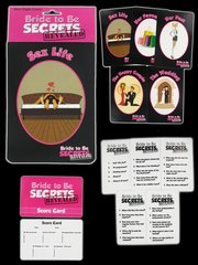 Hen Party: Bride To Be Secrets Revealed Game