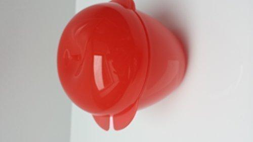 Tupperware Tupper - Apfel Apfeldose Dose Behälter Box Rot