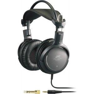 杰伟世(JVC) HP-RX900全尺寸耳机 强劲低音炮大耳机