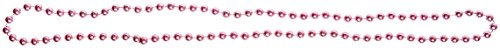 Party Beads - Small Round (pink)    (12/Card)