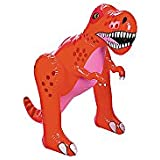 Fun Express Huge Inflatable Dinosaur Dino Inflate/New Novelty, 4', Vinyl