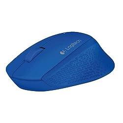 Logitech Wireless Mouse M280 (Blue)