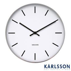 Karlsson Station Classic Wall Clock O Deals