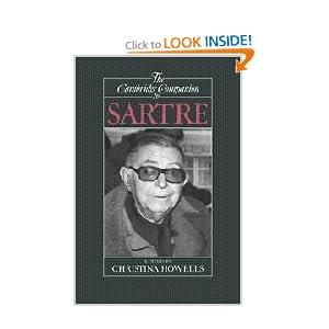The Cambridge Companion to Sartre Christina Howells