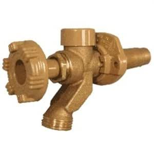 Woodford 17px 12 Mh Wall Hydrant Freezeless 12in Pex 17px12 Outdoor Faucets