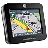 Motorola MOTONAV TN20 3.5-Inch Portable GPS Navigator with Text-to-Speech