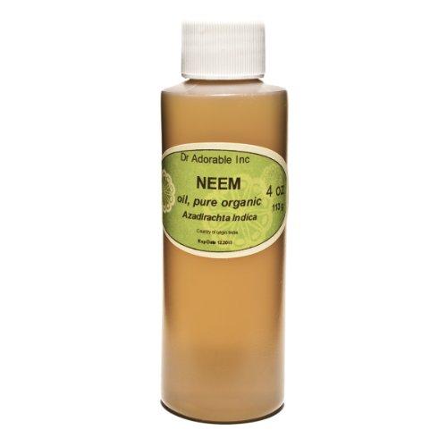 4 Oz Neem Oil Organic Pure Pure front-1004785