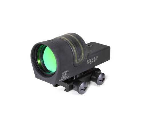 Reflex 6.5 Moa Dot Reticle (With Ta51 Flattop Mount), Amber, 42Mm