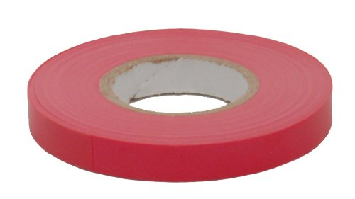 Zenport ZLT3 Plant Tie Tape, Small Red Roll, 1/2-Inch by 90-Feet, fits ZEN ZL99 and MAX HTB Tapener