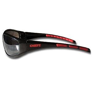 Kansas City Chiefs Sunglasses by Hall of Fame Memorabilia