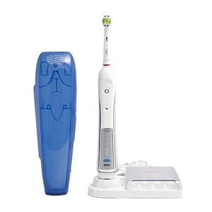 (超赞)Oral-B roWhite Precision 4000 欧乐B 可充电电动牙刷 防水充电 送盒子 $68.97
