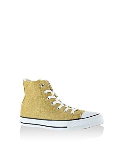 Converse Sneaker Alta All Star Hi Textile Glitter