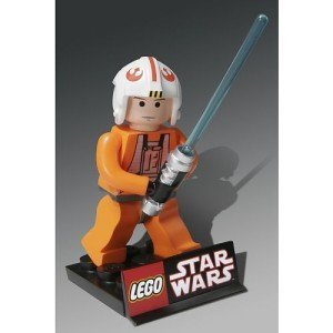LEGO Star Wars Luke Skywalker Limited Edition Maquette by LEGO