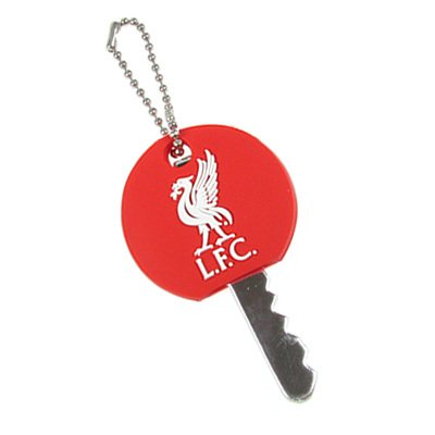 Liverpool FC Gummierte Schlüsselkappe - Liverpool FC Clublogo
