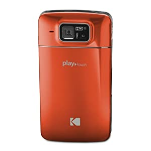 Kodak PlayTouch Video Camera (Red)