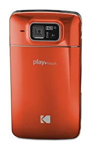 Kodak PlayTouch Video Camera (Orange)