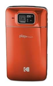 Kodak PlayTouch Video Camera (Orange)