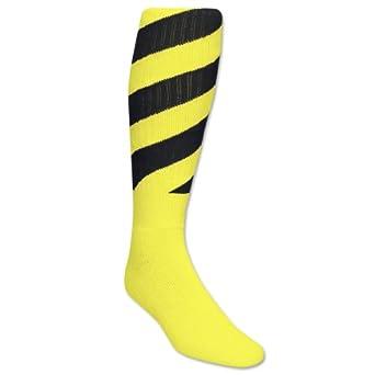 Buy Red Lion Tornado Socks (Yellow Black) by Red Lion