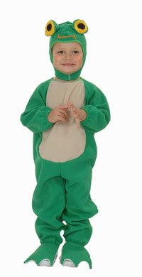 Frog Toddler Fancy Dress Costume Age 2-4