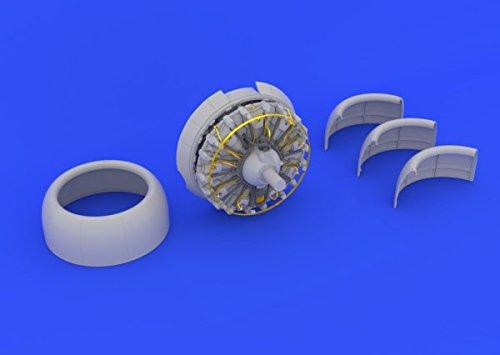 Eduard Brassin 1:32 B-17G Engine No.3 For HK Models Kit #632029*