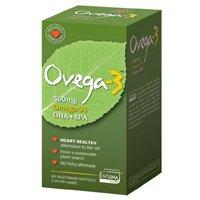 Amerifit Nutrition: Ovega-3 DHA EPA Vegetarian, 60 caps (2 pack)
