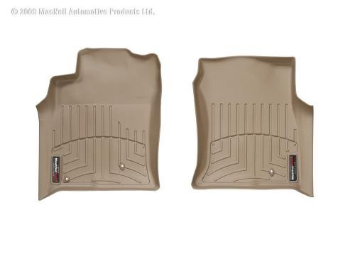 Black WeatherTech Custom Fit Rear FloorLiner for Chevrolet Equinox//Pontiac Torrent 440232