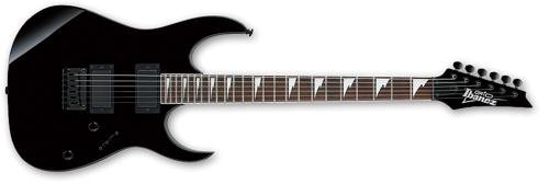 Ibanez GRG121DX Electric Guitar (Black Night)