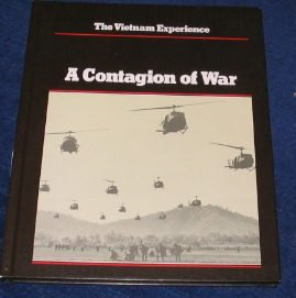 A Contagion of War (Vietnam Experience), Terrence Maitland, Peter McInerney, Boston Publishing Company