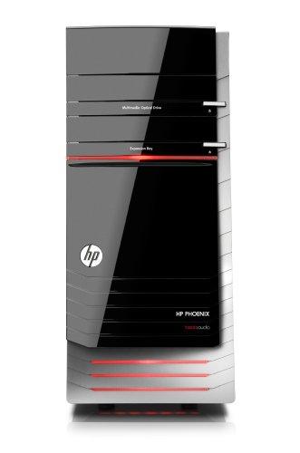 HP Envy Phoenix h9-1330 Desktop (Black)